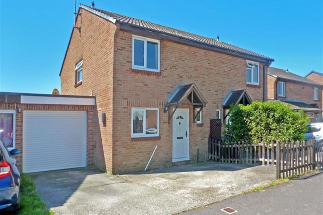 2 bed semi-detached house for sale in Merlin Way, Bognor Regis, West Sussex