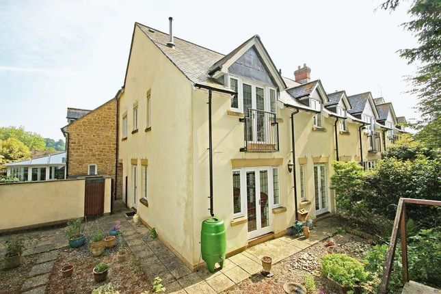 Thumbnail Terraced house for sale in The Old School Place, Sherborne