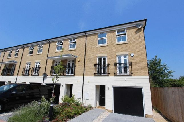 Thumbnail End terrace house for sale in Hardegray Close, Sutton