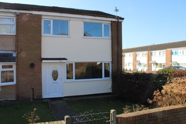 3 bed end terrace house to rent in Bowland Drive, Liverpool L21