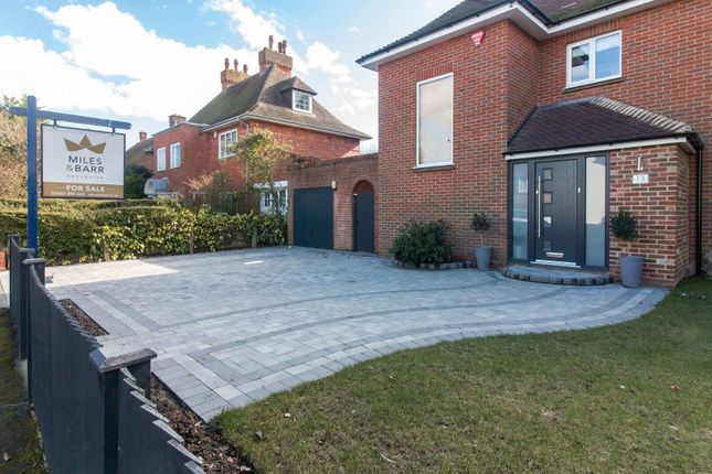 Thumbnail Detached house for sale in Welson Road, Folkestone