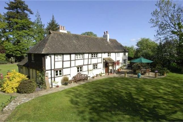 Thumbnail Detached house for sale in Steyning Road, Wiston, Steyning, West Sussex