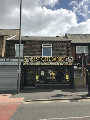Thumbnail Retail premises for sale in Best Cutz Barber, 158 Sheffield Road, Barnsley, South Yorkshire