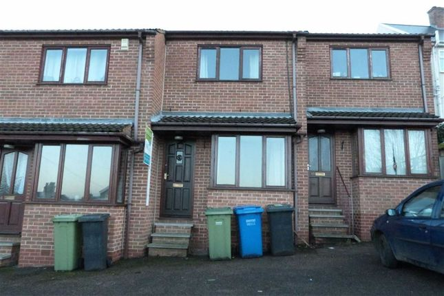 Thumbnail Property to rent in Chapel Street, Chesterfield, Derbyshire