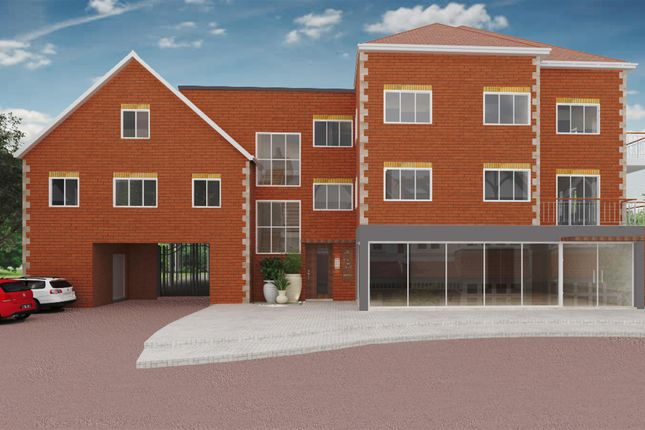 Thumbnail Flat for sale in The Elm Tree Court, New Heston Road, Hounslow