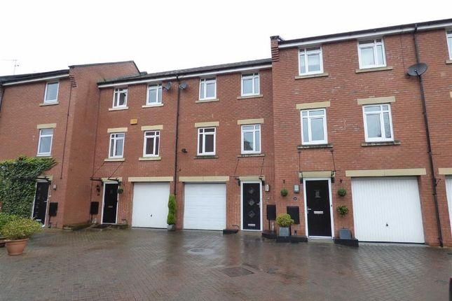 Thumbnail Town house to rent in Mill Green, Congleton