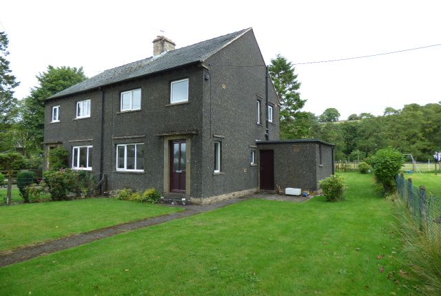 Thumbnail Semi-detached house for sale in Gatecroft, Garrigill, Alston