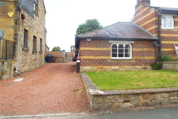 Thumbnail Cottage to rent in West Road, Ponteland, Newcastle Upon Tyne