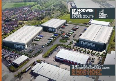 Land to let in Stoke On Trent