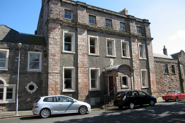 Thumbnail Town house for sale in Palace Green, Berwick-Upon-Tweed, Northumberland