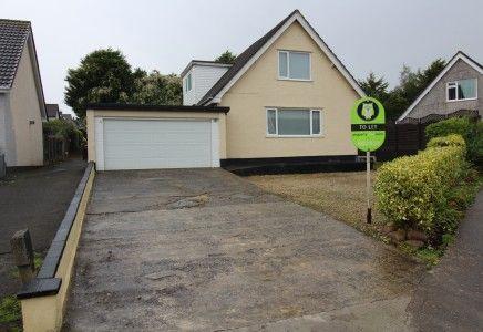 Thumbnail Detached house to rent in Rental 35 Copse Hill, Saddlestone, Douglas., Isle Of Man