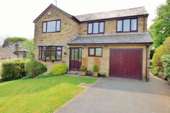 Thumbnail Detached house for sale in Aireville Rise, Bradford