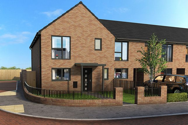 "Thumbnail Property for sale in ""The Atwell"" at Campsall Road, Askern, Doncaster"