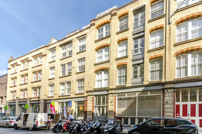 Thumbnail Flat to rent in Great Sutton Street, Clerkenwell