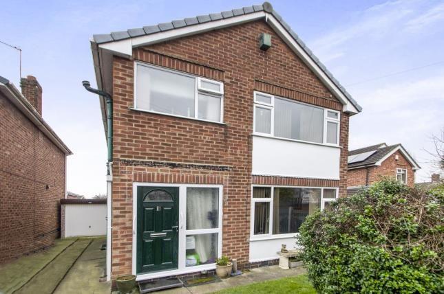 Thumbnail Detached house for sale in Dalton Close, Stapleford, Nottingham