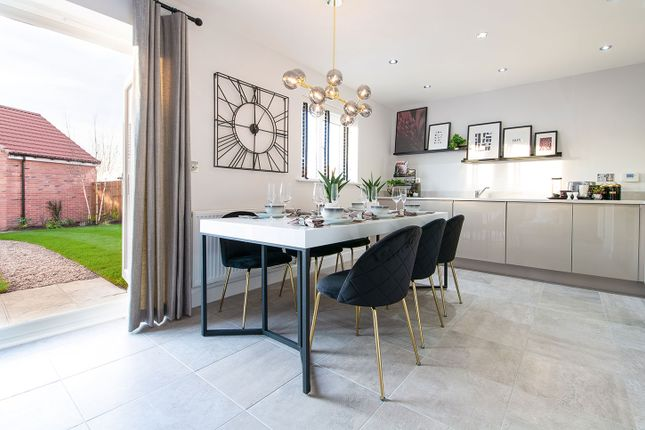 "3 bedroom semi-detached house for sale in ""The Wyatt"" at Cocked Hat Park, Sowerby, Thirsk"