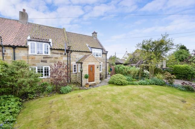 Thumbnail End terrace house for sale in Ingleby Arncliffe, Northallerton