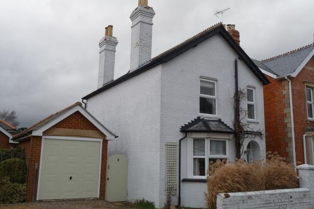 Thumbnail Detached house to rent in Priory Road, Newbury