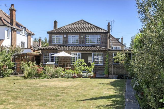 Thumbnail Detached house for sale in Selborne Road, New Malden
