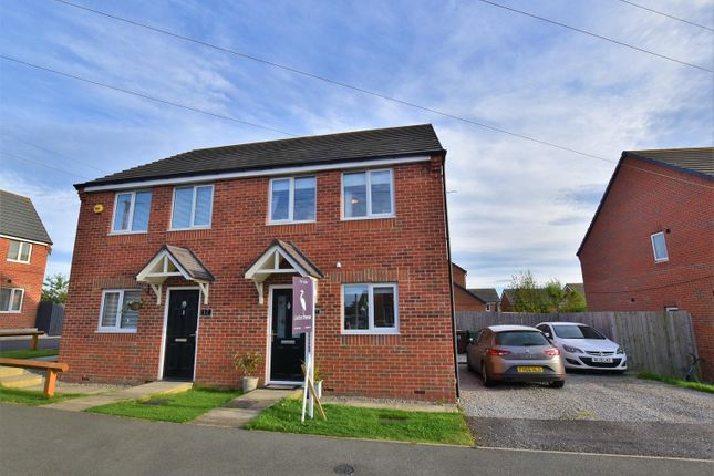 3 bed semi-detached house for sale in Mulberry Avenue, Marley Park, Sunderland SR5