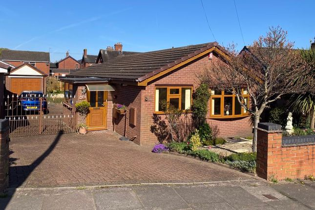 Thumbnail Detached bungalow for sale in Chaplin Road, Dresden, Stoke-On-Trent, Staffordshire