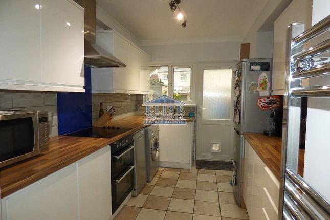 Kitchen of St. John Street, Ogmore Vale, Bridgend. CF32