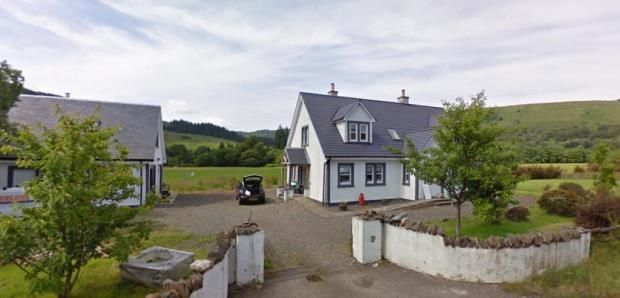 Thumbnail Detached house to rent in Strachur, Cairndow, Argyll And Bute