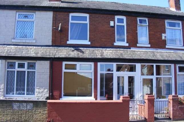 Thumbnail Terraced house to rent in Lansdale Street, Eccles, Manchester