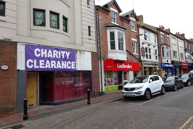 Thumbnail Restaurant/cafe to let in 37 Market Place, Heanor, Derbyshire