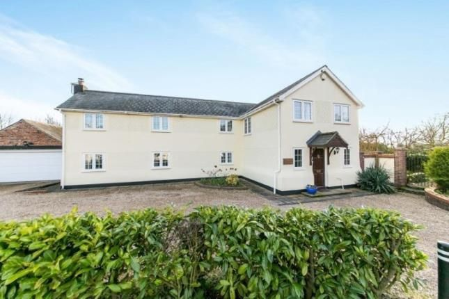 Thumbnail Detached house for sale in Stones Green, Harwich, Essex
