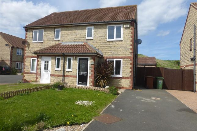 Thumbnail Semi-detached house to rent in Intrepid Close, Hartlepool
