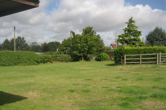 Thumbnail Land for sale in 7 Cyprus Cottages, Camps Heath, Lowestoft, Suffolk