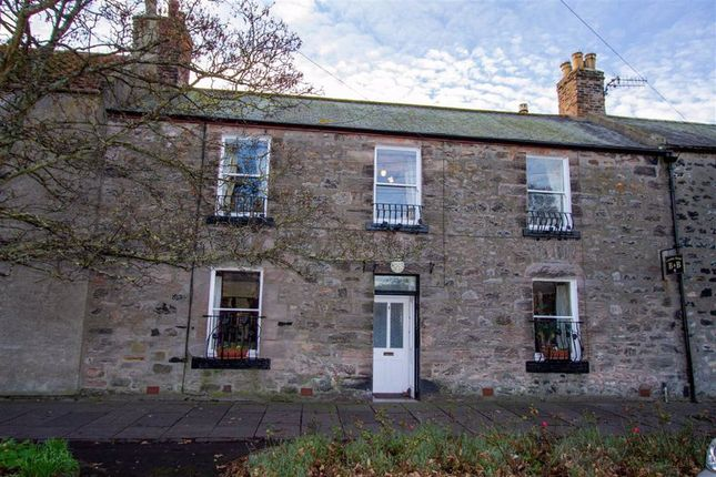 Thumbnail Terraced house for sale in Main Street, Berwick-Upon-Tweed, Northumberland