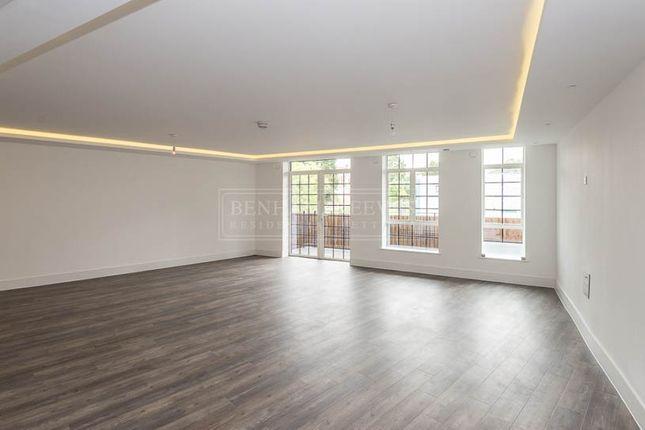 Thumbnail Flat to rent in Hampstead Reach, Hampstead Garden Suburb