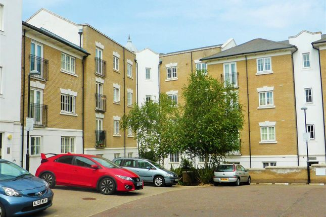 Thumbnail Flat for sale in George Williams Way, Colchester, Essex
