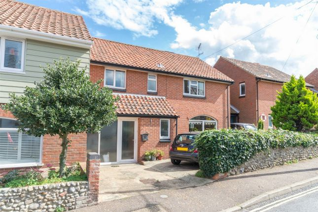 Thumbnail Terraced house for sale in The Glebe, Wells-Next-The-Sea