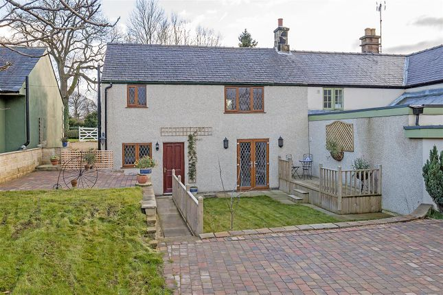 Thumbnail Semi-detached house for sale in Milltown, Ashover, Chesterfield