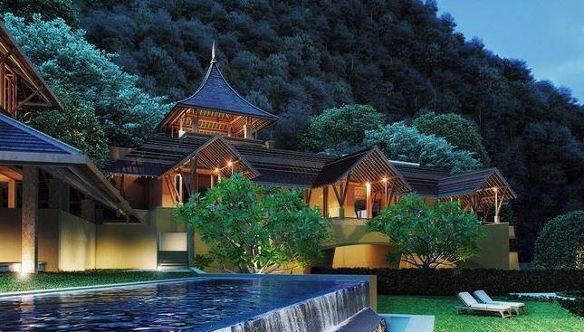 Thumbnail Villa for sale in Kammala, Phuket, Thailand