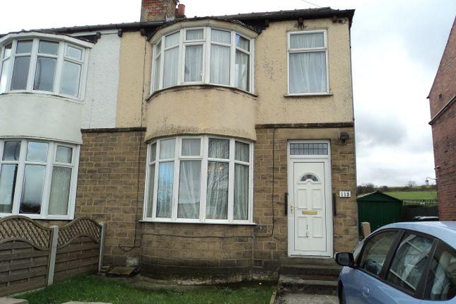 Thumbnail Semi-detached house to rent in Ravensthorpe Road, Dewsbury