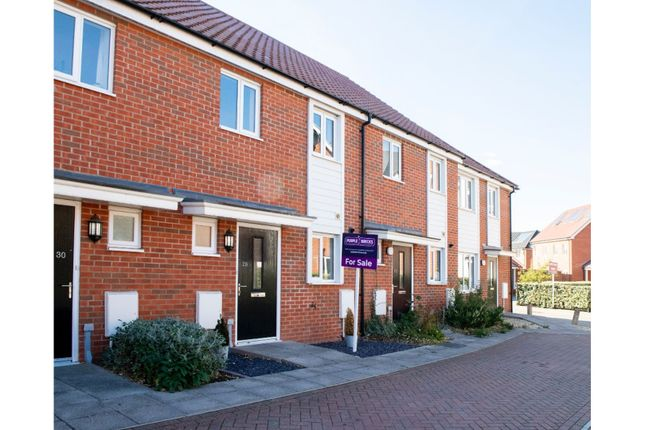 Terraced house for sale in Brentwood, Norwich