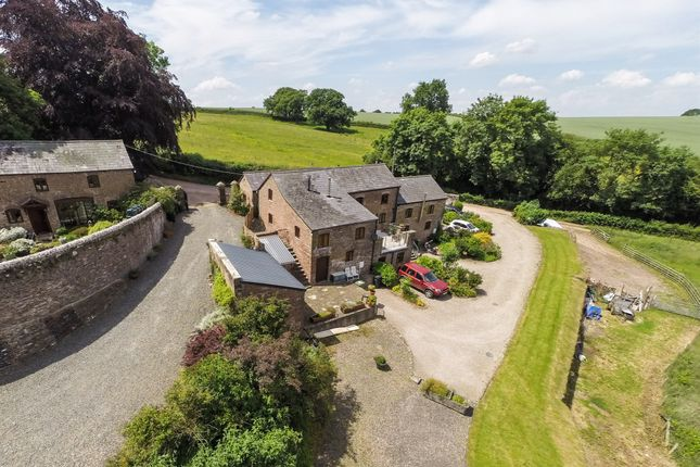 Thumbnail Property for sale in Welsh Newton Common, Monmouth