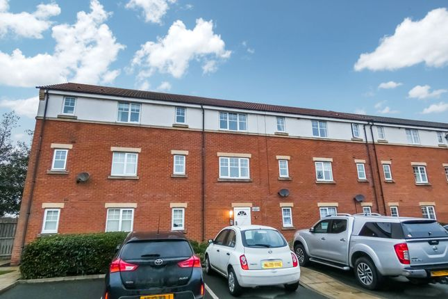 2 bed flat to rent in Blanchland Court, Ashington NE63