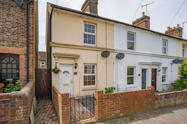 Thumbnail Terraced house for sale in Bedford Road, Southborough, Tunbridge Wells