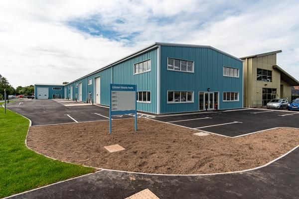 Thumbnail Warehouse to let in Unit 1, Cedar Trade Park, Terminus Road, Chichester, West Sussex