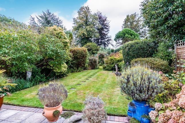Garden of Aldwick Gardens, Bognor Regis, West Sussex PO21
