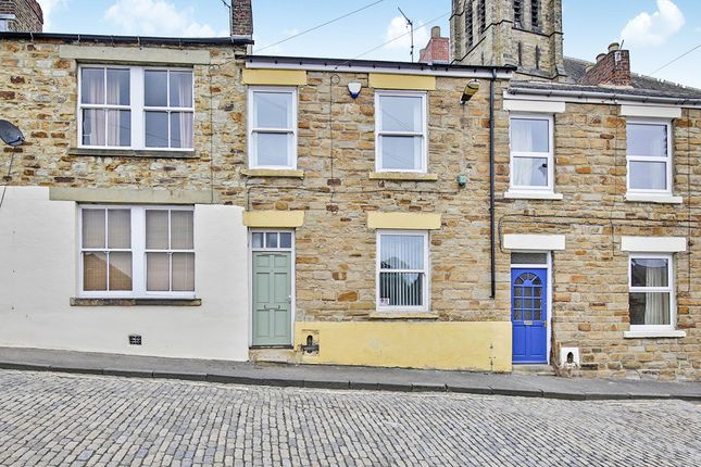 Thumbnail Terraced house to rent in Tenter Terrace, Durham