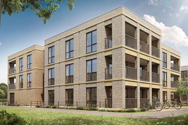 "Thumbnail Flat for sale in ""Kodu Apartment Sylva"" at Hauxton Road, Trumpington, Cambridge"