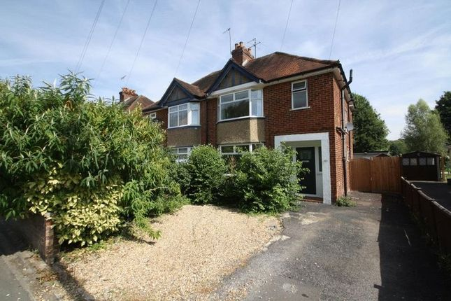 Thumbnail Semi-detached house for sale in Kingsmead Road, High Wycombe