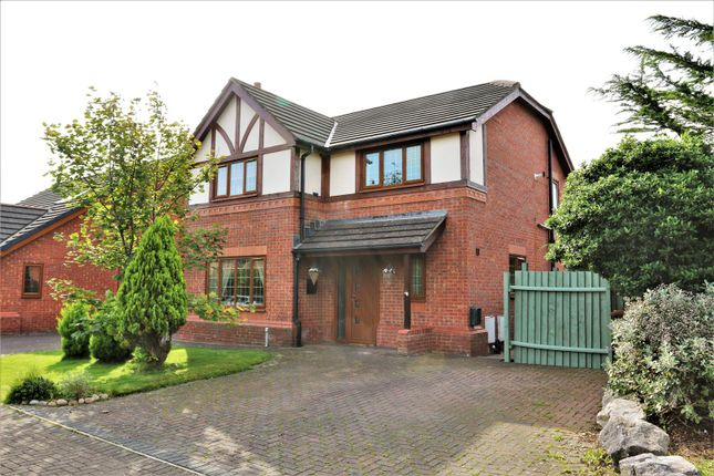 Thumbnail Detached house for sale in Flass Lane, Barrow-In-Furness