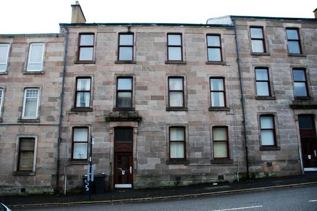 Thumbnail Flat to rent in Brachelston Street, Greenock